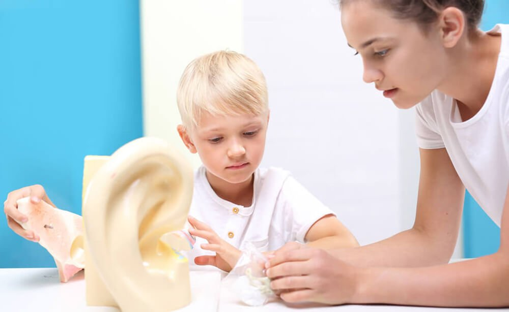 hearing test for children perth