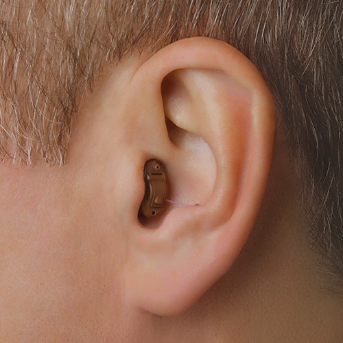Completely in Canal (CIC) Hearing Aid at Art of Hearing