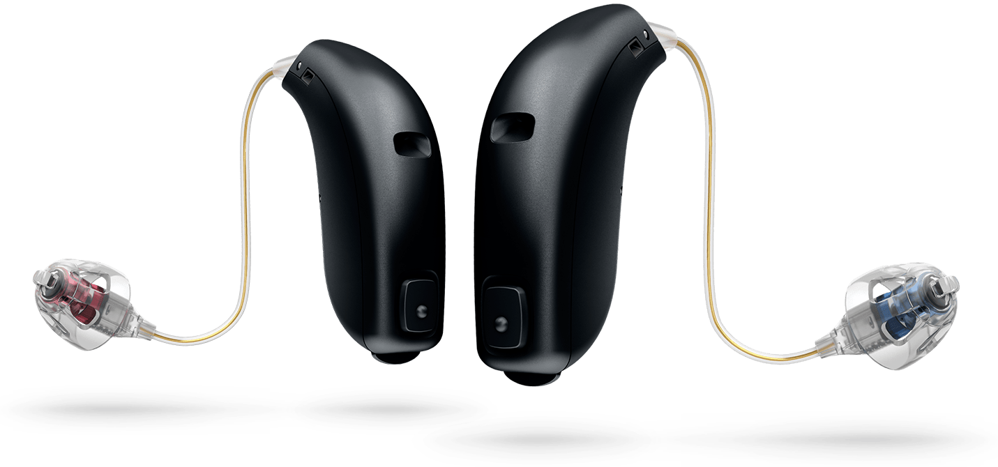 Oticon Alta Hearing Aids