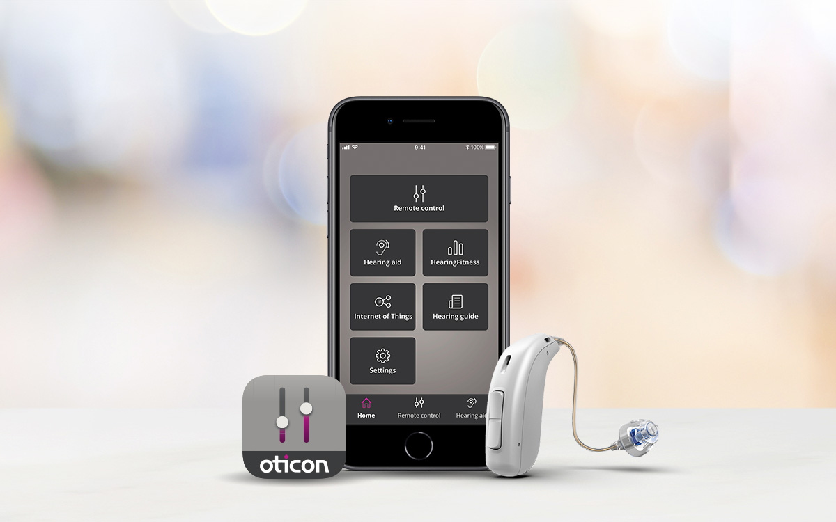 Oticon Hearing Aids - Technology