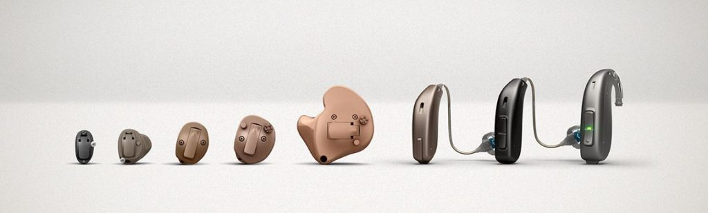 Oticon Ruby Range Hearing Aids