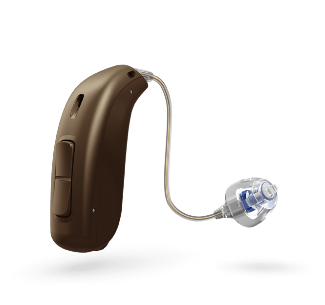 Oticon Ruby miniRITE T Hearing Aids at Art of Hearing.