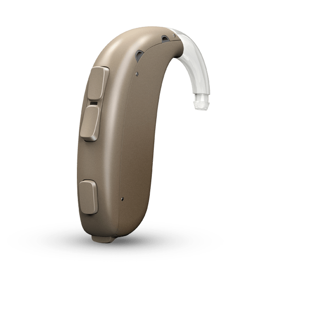 Oticon Xceed BTE SP at Art of Hearing.
